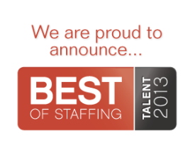 Best of Staffing - Talent 2012