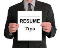 ResumeTips
